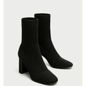 Size 8 boot zara